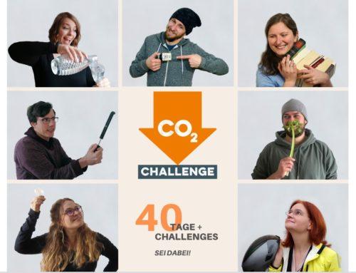 Machen Sie mit bei der CO2-Challenge
